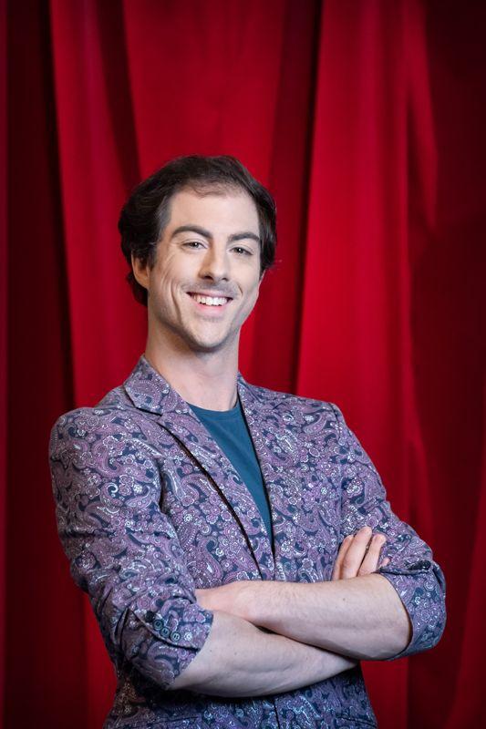 James McNamara - Tanssiteatteri ERI