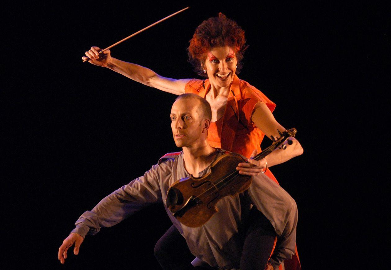 Sotilaan Tarina - Tanssiteatteri ERI