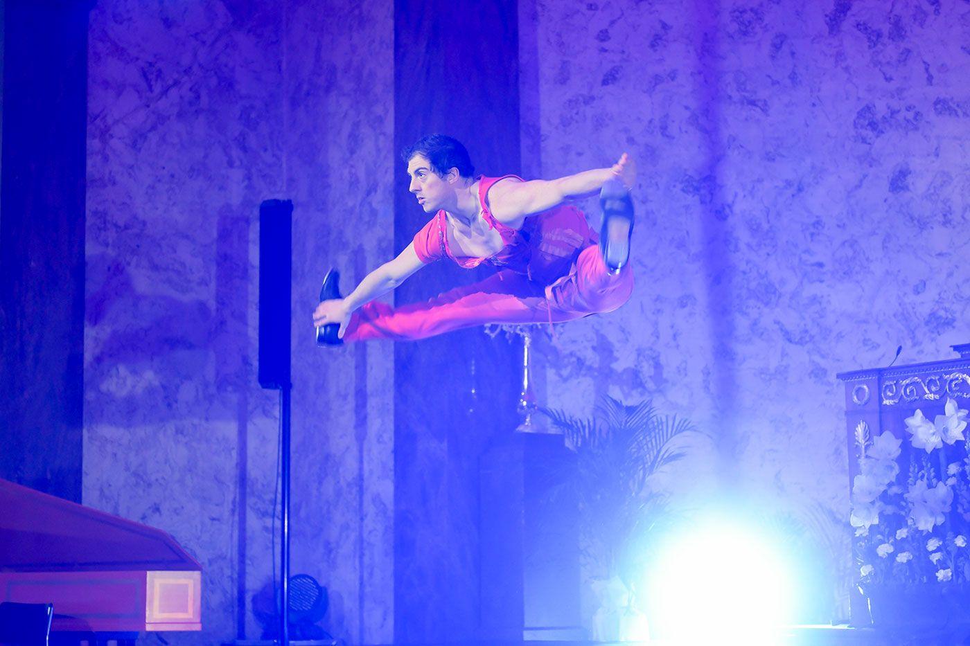 To die for - Tanssiteatteri ERI