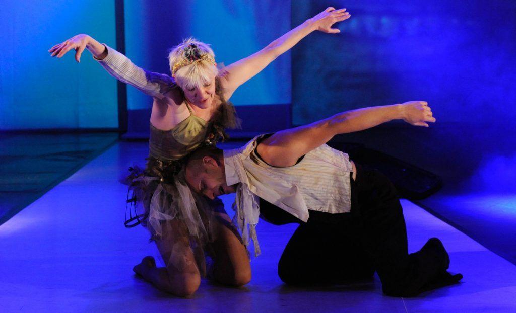 Eeva Soini - Tanssiteatteri ERI