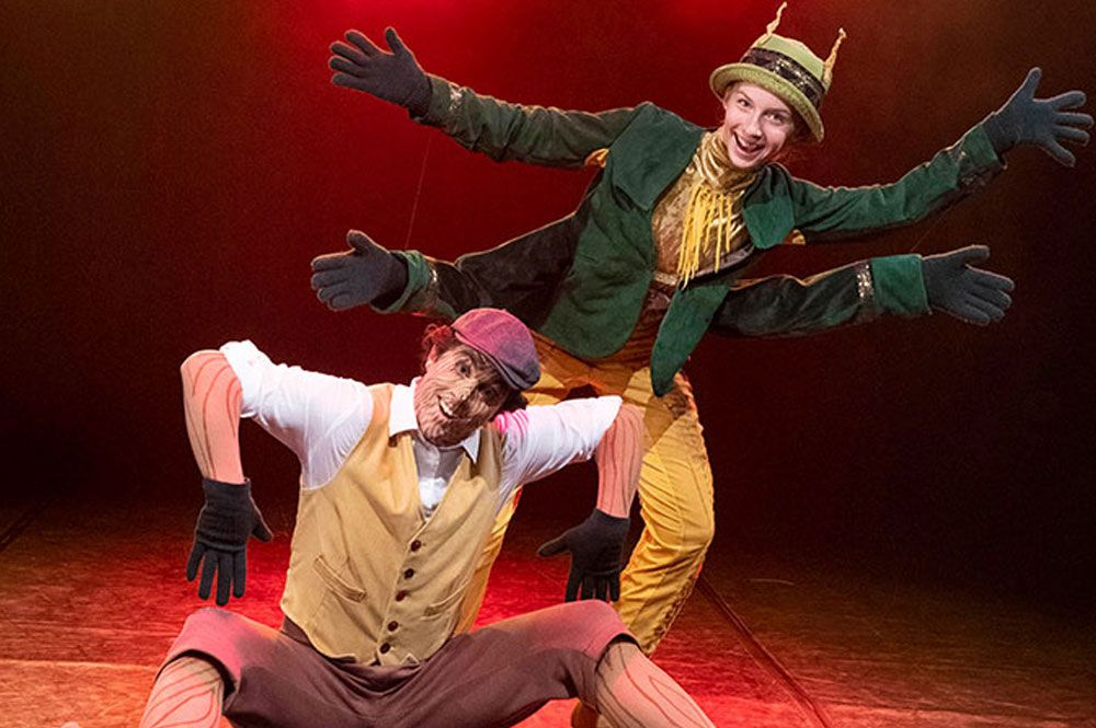 Pinokkio - Tanssiteatteri ERI