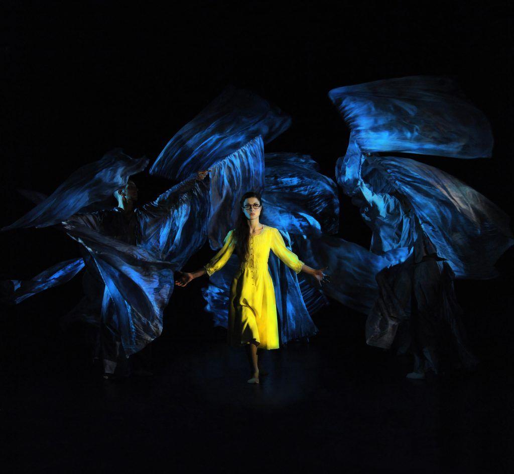 Simone Weil - Tanssiteatteri ERI