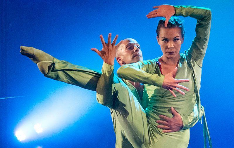 Laura Alho - Tanssiteatteri ERI